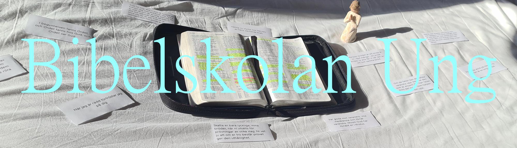 Bibelskolan Ung
